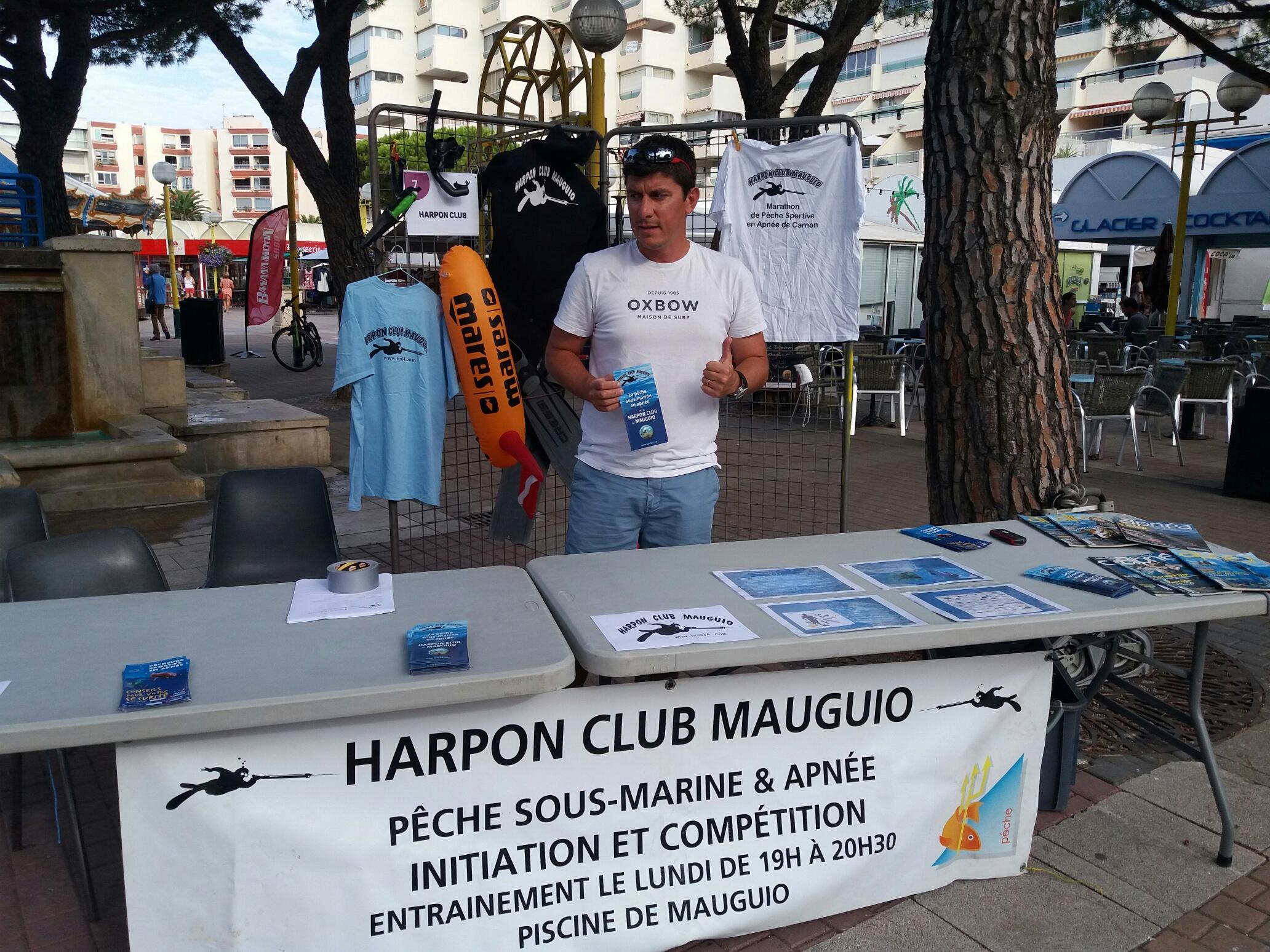 Forum Des Assos, Le HCM Présent!